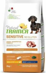 Natural trainer dog adult mini sensitive duck 2 KG