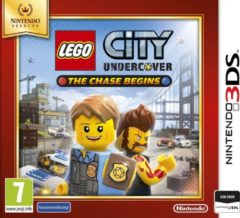 Lego City Undercover: the Chase Begins - Nintendo Selects - 2DS + 3DS