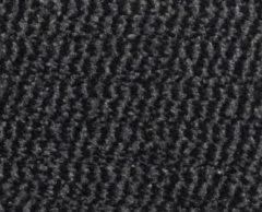 Antraciet-grijze Hamat Schoonloopmat Spectrum 60x80cm