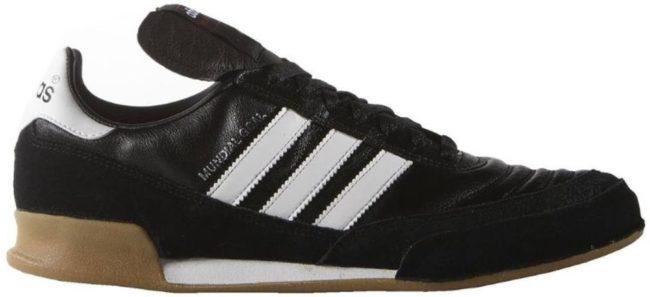 Afbeelding van Zwarte Adidas Performance Kaiser 5 Goal indoorvoetbalschoenen voor heren
