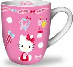 Hello Kitty Mok Meisjes Keramiek Donkerroze