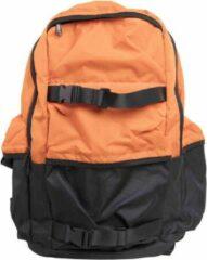 Urban Classics Rugtas Colourblocking Oranje/Zwart