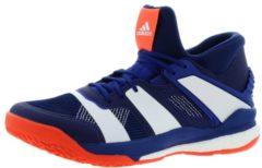Adidas Stabil X Mid - Handballschuhe für Herren - Blau