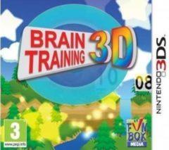 Funbox Media Brain Training 3d - 2DS + 3DS