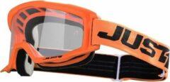Just1 Vitro Crossbril Orange/Black