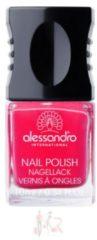 Alessandro Make-up Nagellack Colour Explotion Nagellack Nr. 43 Bubble Gum 10 ml