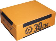 Oranje Lifemaxx Crossmax Soft Plyo Box 30 cm