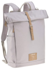 Laessig Rolltop Backpack Grey
