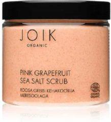 JOIK Roze Grapefruit Zeezout Scrub PET-pot (240 gram)