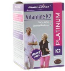 Mannavital Vitamine K2 platinum (60 Vitamine