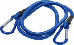Blauwe DRESCO Bagagebinder Karabijnen CE
