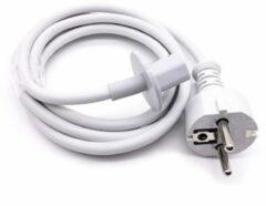 Witte Merkloos / Sans marque Power Stroom EU Voedingskabel voor iMac