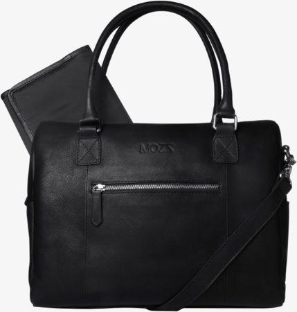 Afbeelding van Mozz Bags MOZZ Luiertas Easy Elegant - Zwart