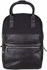 Cowboysbag Schooltas Backpack Rocket 13 Inch Zwart