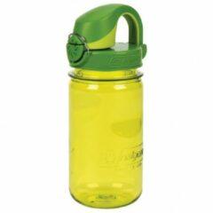 Groene Nalgene - Everyday OTF Kids - Kinderdrinkfles maat 0,35 l geel/groen