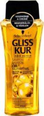 Schwarzkopf Professional - Regenerating Shampoo Oil Nutritive (Shampoo) 400 Ml
