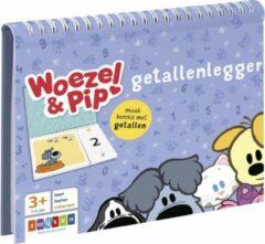Zwijsen Woezel & Pip - Woezel & Pip getallenlegger