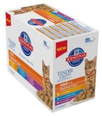 Hill's Feline Adult Multipack Classic Selection 1020 gr