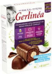 Gerlinea Afslank Maaltijdrepen Chocolade & Kokos (372g)