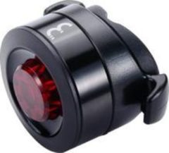Zwarte BBB cycling BBB BLS-122 Achterlamp mini Spy