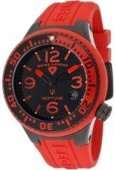 Swiss Legend Neptune SL-11044P-BB-01-RBS Dames Horloge