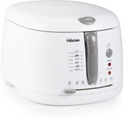 Witte Tristar Frituurpan FR-6904 1600 W 2,5 L wit