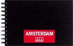 Amsterdam schetsboek, 30 blad, A5