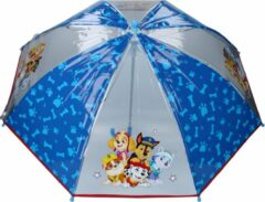 Marineblauwe PAW Patrol Paw Patrol Umbrella Party Paraplu - 61 x 63 x 63 cm - Navy blauw