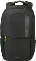 Zwarte American Tourister Work-E Laptop Backpack 17.3'' black backpack