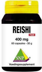 SNP Reishi 400 mg puur Capsules