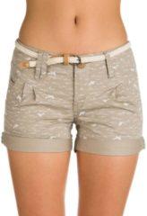 Beige Ragwear Heaven Organic Shorts