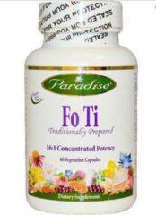 Fo Ti (60 vegetarische capsules) - Paradise Herbs
