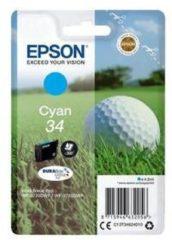 EPSON Cartuccia originale 34 ciano C13T34624020