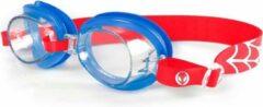 Marvel Zwembril Spiderman Junior Blauw/rood One-size