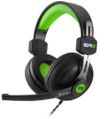 Groene Sharkoon Rush er2 gaming stereo headset