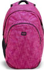 Roze JEVA Rugzak Backpack Pink