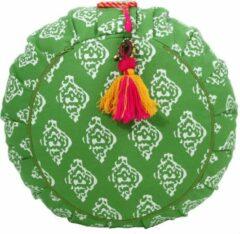 Lotus Meditatiekussen - Raja - groen