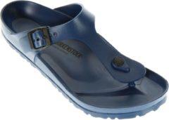 Marineblauwe Birkenstock Gizeh Eva - Slippers - Navy - Regular - Maat 46