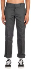 Dickies 873 Slim Straight Work Pants Pantaloni asian carbone