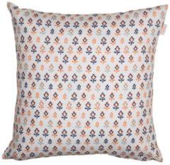 Esprit Kissenhülle mit Retro-Print, aus Baumwolle