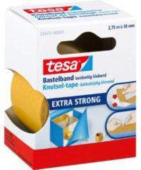 Tesa 56665-01-01 Plakband tesa Bastelband Transparant (l x b) 2.75 m x 38 mm 1 rol/rollen