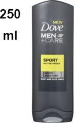 Dove Men+Care Dove Men Care Douchegel Sport Active Fresh - 6 Pack