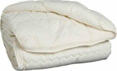 Gebroken-witte Slaap Vaak Luxe Katoenen All Year Dekbed Enkel - 100% Katoen - 240x200 cm
