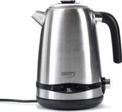 Roestvrijstalen Camry CR 1291 Kettle, Electric, Power 2200 W, Capacity 1.7 L, Stainless steel