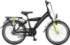 20 Zoll Jungen City Fahrrad Hoopfietsen Altec... schwarz-grün