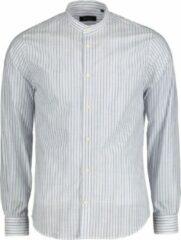 Matinique Overhemd - Slim Fit - Blauw - XXL