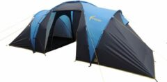 Best Camp Bunburry 6 Tunneltent - 6-Persoons - Blauw