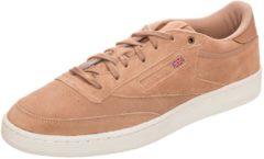 Beige Reebok Classic Sneaker »Club C 85 Mcc«
