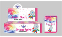 Groene Mountain-giftshop Dream spirit kegelwierook ( greentree )