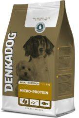 Denkadog Superior Micro-Protein Gevogelte&Vlees 2.5 kg - Hondenvoer